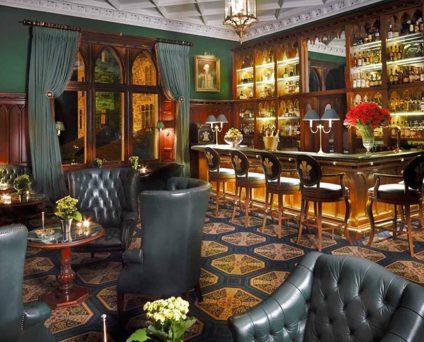 Ashford Castle Bar