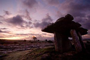 Poulnabrone Dolmen, County Clare