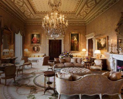 Ballyfin interior