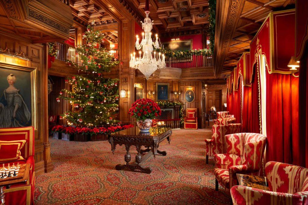 Christmas at Ashford Castle