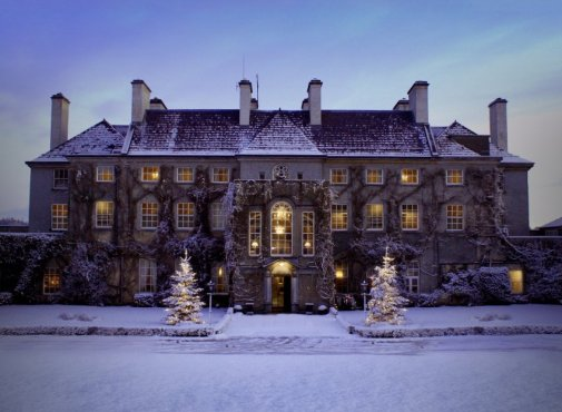 A White Christmas at Mount Juliet