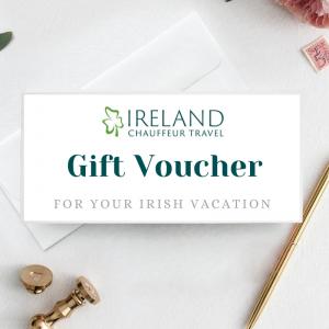 Ireland Chauffeur Travel Gift Voucher