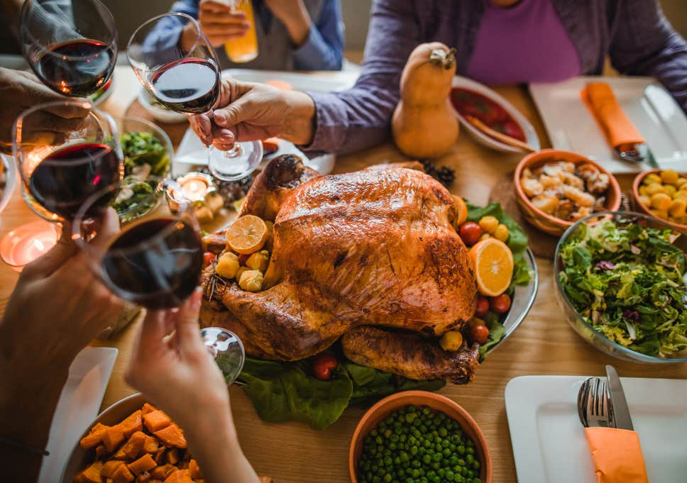 Thanksgiving In Ireland