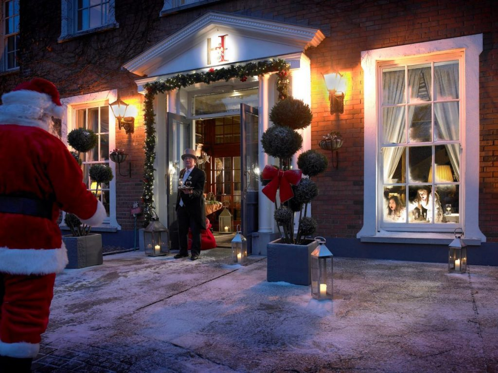 Christmas at Hayfield Manor, Cork