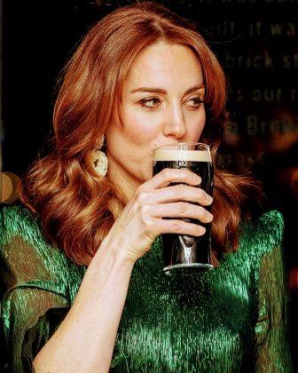 Kate Midleton Guinness
