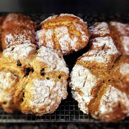 White Soda Bread Recipe