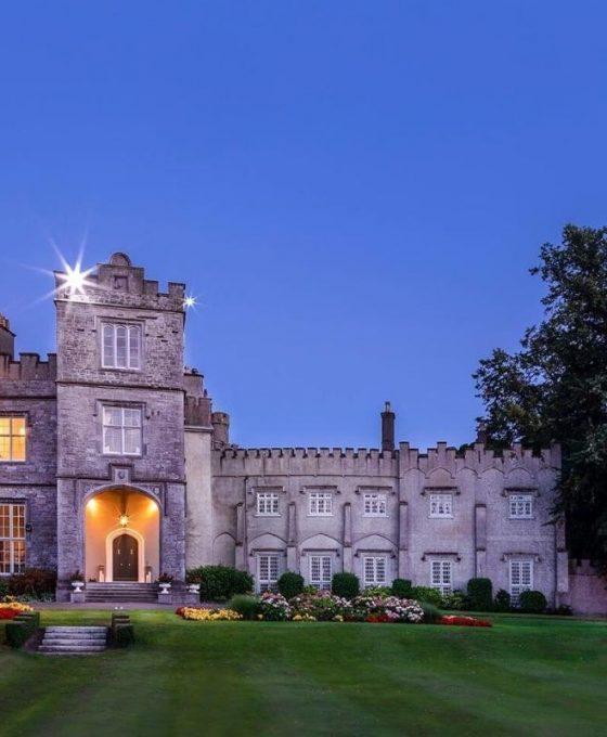 Featured image Irish castle