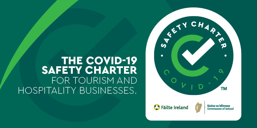 Covid-19 Safety Charter | Ireland Chauffeur Travel