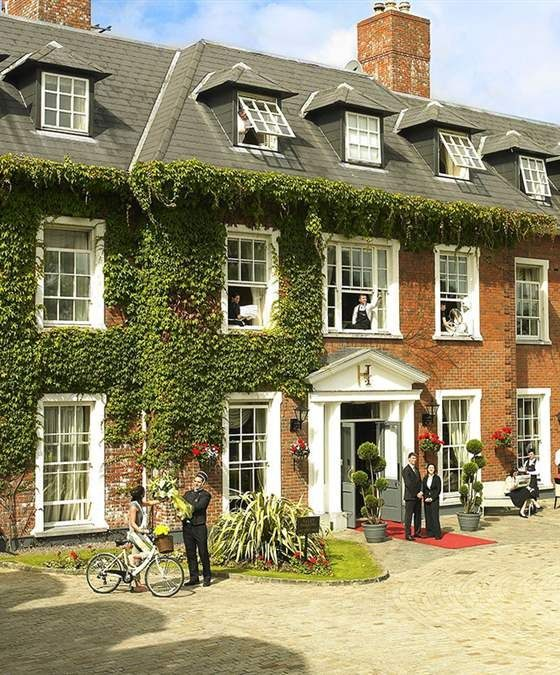 Autumn in Hayfield Manor with Ireland Chauffeur Travel