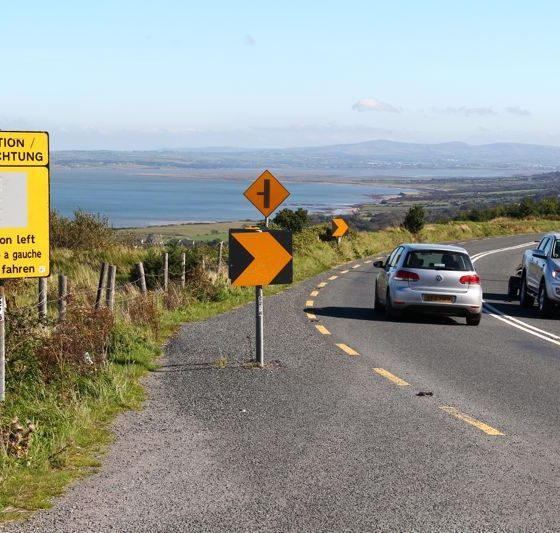Why do you drive on the left in Ireland?