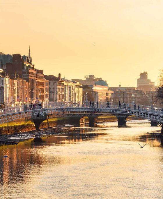 Dublin friendliest city in Europe