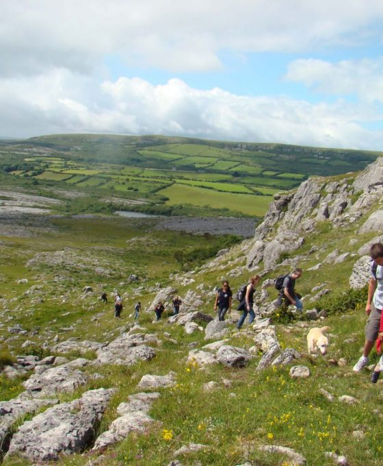 Lonely Planet names Burren Ecotourism Network 'Best Community Tourism Project'